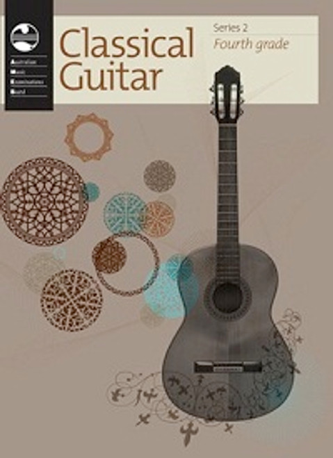 AMEB Classical Guitar Series 2 Grade 4