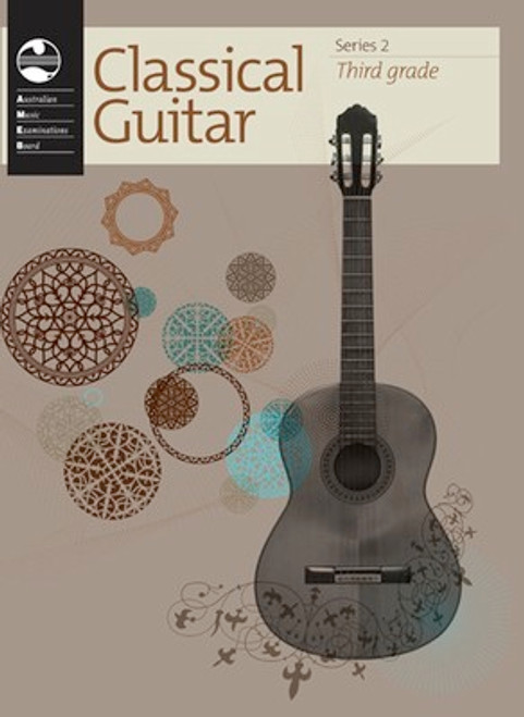 AMEB Classical Guitar Series 2 Grade 3