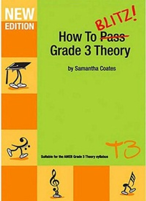 How To Blitz Grade 3 Theory - Samantha Coates