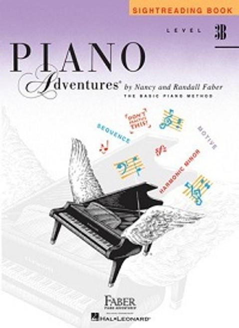Piano Adventures Level 3B - Sightreading