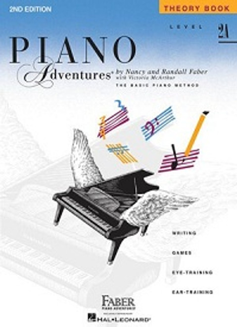 Piano Adventures Level 2A - Theory Book Only