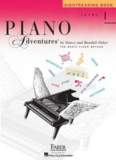 Piano Adventures Level 1 - Sightreading