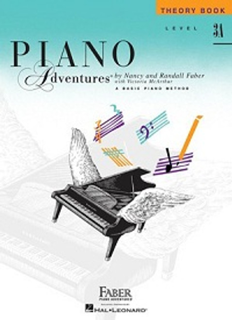 Piano Adventures Level 3A - Theory Book Only
