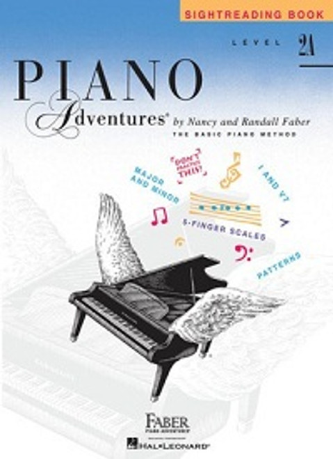 Piano Adventures Level 2A - Sightreading