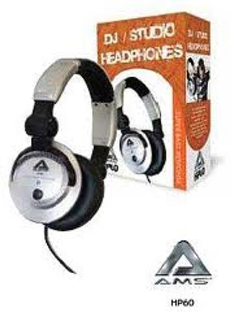 DJ / Studio Headphones HP60