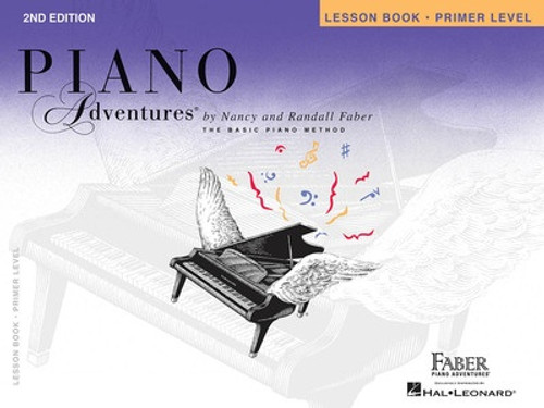 Piano Adventures Primer Level - Lesson Book Only