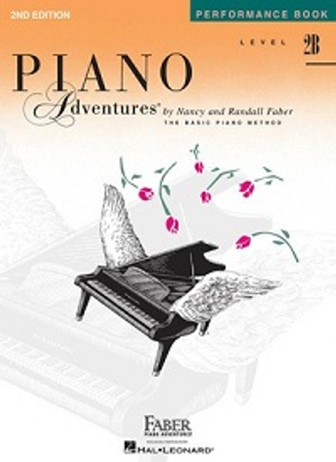 Piano Adventures Level 2B - Performance Book Only