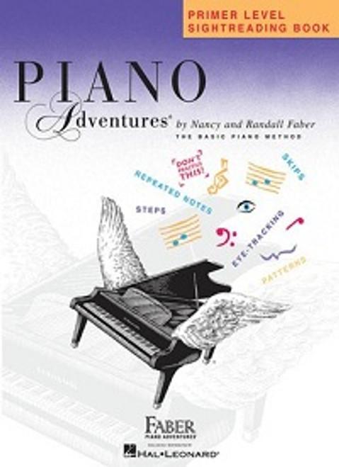 Piano Adventures Primer Level - Sightreading