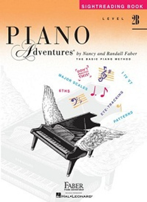 Piano Adventures Level 2B - Sightreading