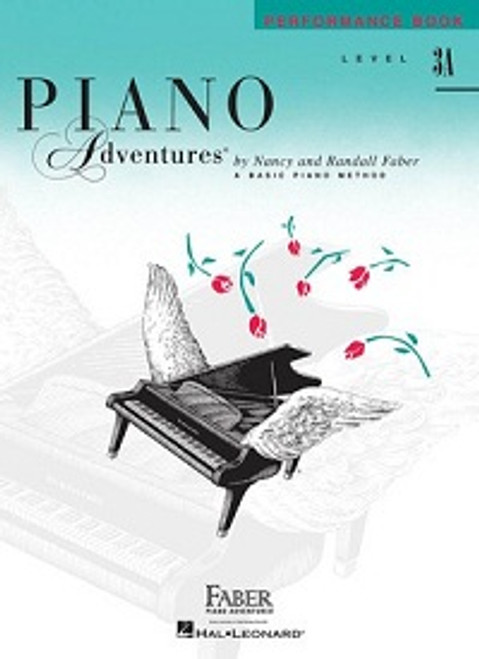 Piano Adventures Level 3A - Performance Book Only