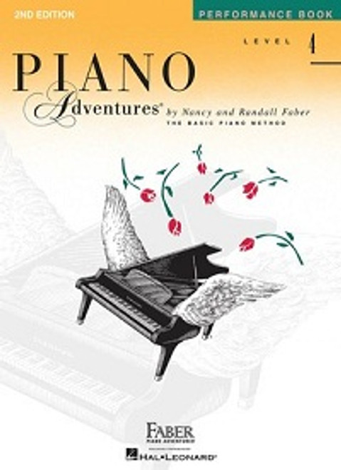 Piano Adventures Level 4 - Performance Book Only