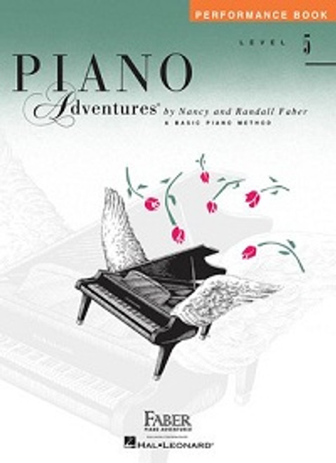 Piano Adventures Level 5 - Performance Book Only