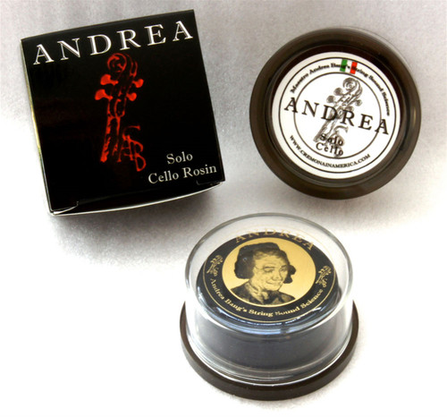 Andrea Cello Rosin