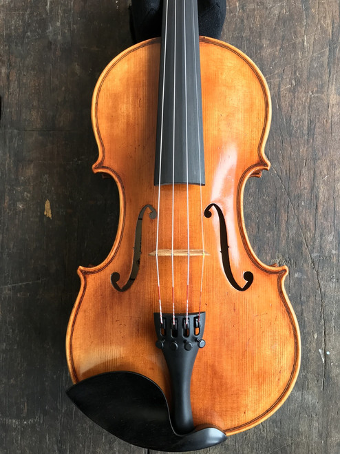 Struna Classroom 1/8 Violin Outfit (includes Bow, Case & Pro Set-Up)