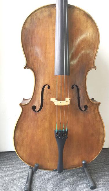 Struna Concert 1/2 Cello Outfit (includes Bow, Soft Case & Pro Set-Up)