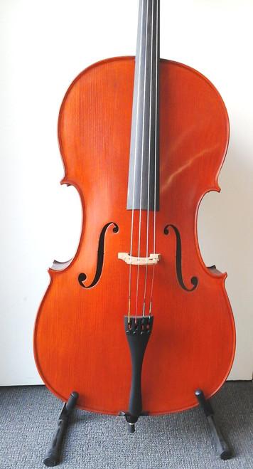 Gliga I 1/2 Cello Outfit (includes Bow, Soft Case & Pro Set-Up)