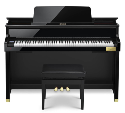 CASIO Celviano Grand Hybrid Digital Piano GP500BP final display model pickup in store only