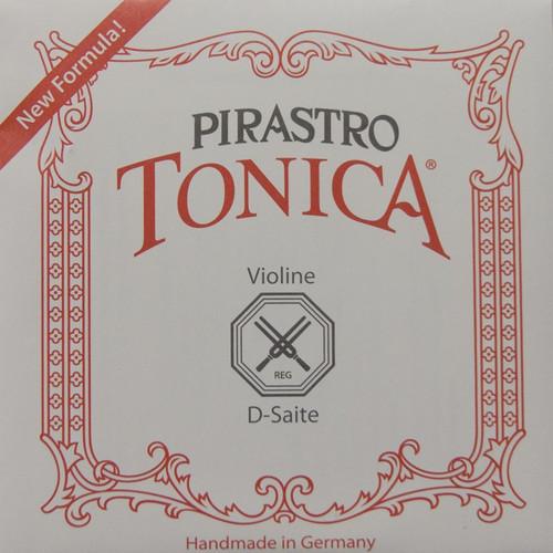 Tonica Violin D String (Single)