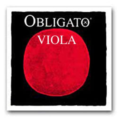 """Obligato Viola A String (Single - Suits 15""""-16.5"""" Viola)"""