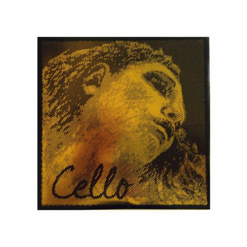 *SALE* Evah Pirazzi Gold Cello String (Set)