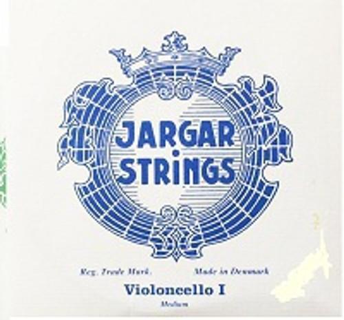 """C"" Jargar Cello String 4/4 (single) Medium Tension"