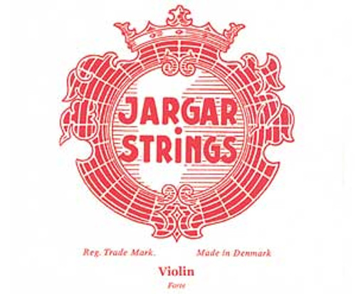 4/4 Jargar Violin E String Forte Red (Ball-End)