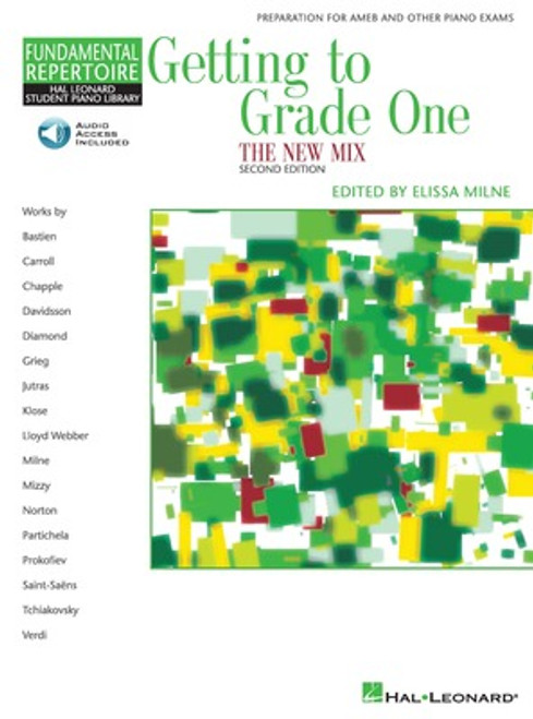 Getting To Grade One - The New Mix Book and Online Audio