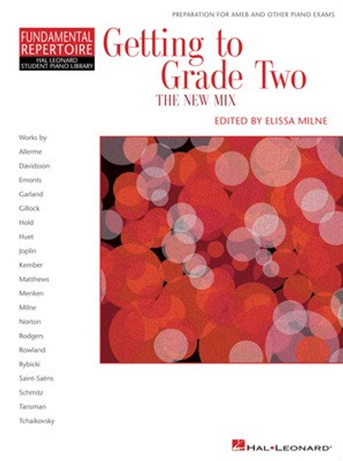 Getting To Grade Two - The New Mix