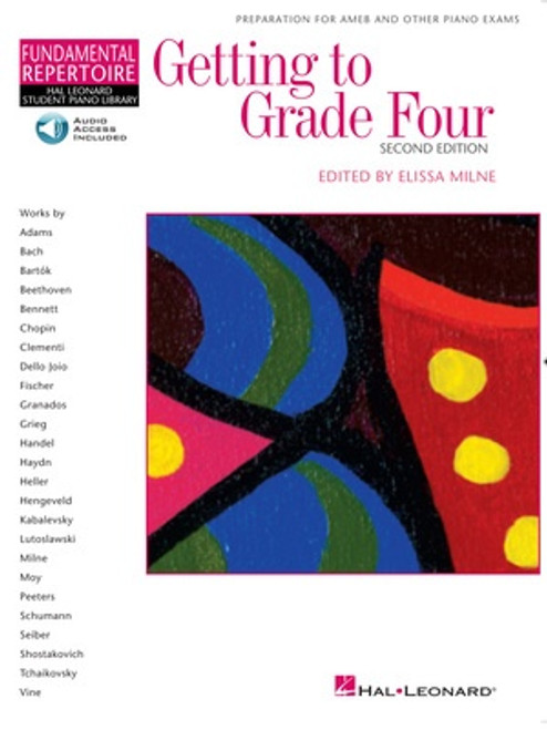 Getting To Grade Four 2nd Edition book and audio