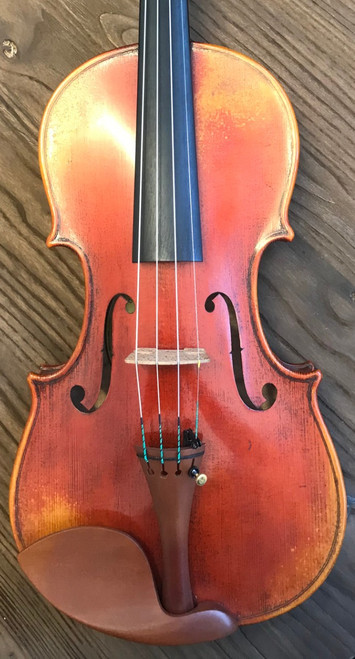 Helmut Illner D 4/4 (Violin Only with Pro Set-Up)