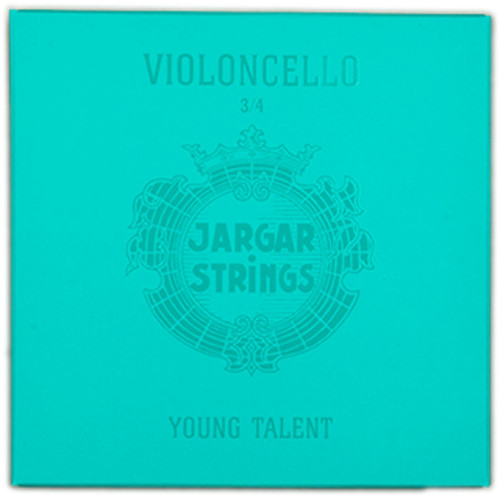 Jargar Young Talent Cello Strings Set - Medium