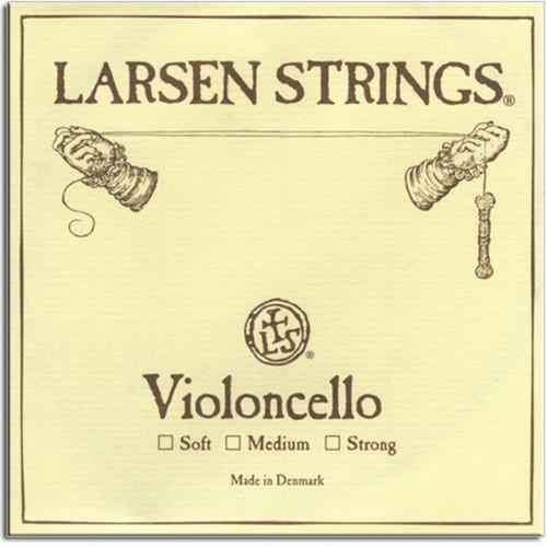 *SALE* Larsen Cello String Set - Medium Tension
