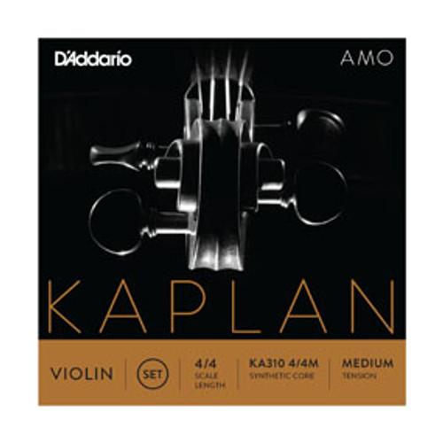 Kaplan Amo Violin Strings Set 4/4