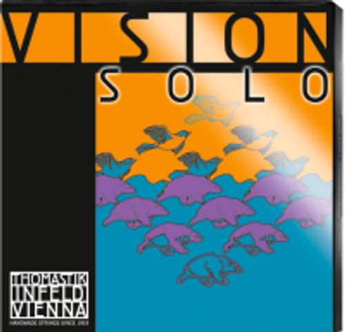 *SALE* Vision Solo String Set 4/4 Viola