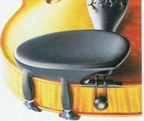 Space Age anti-allergy Wittner Violin Chinrest  - Side Mounted