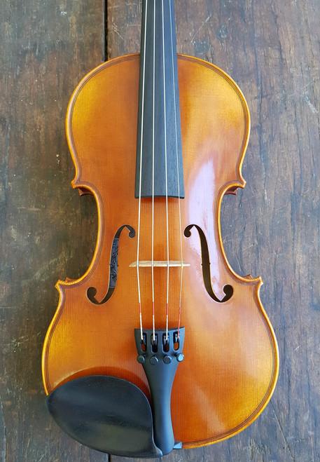 Raggetti RV8 4/4 Violin Outfit (includes Bow, Case & Pro Set-Up)