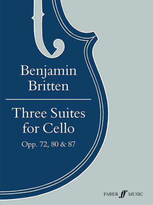 Britten Three Suites for Cello