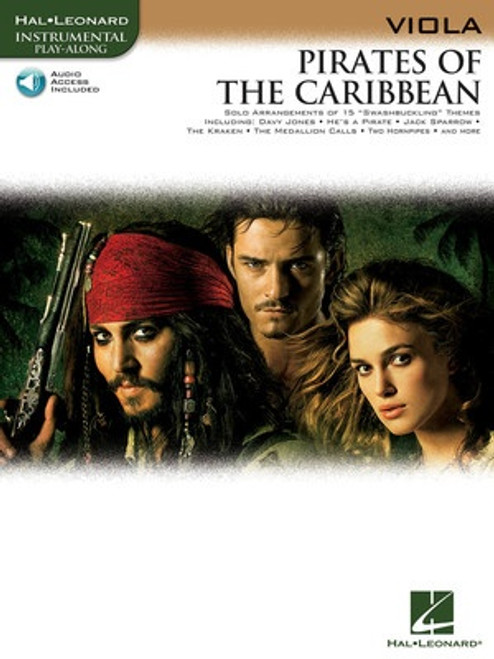 Pirates of the Caribbean for Viola