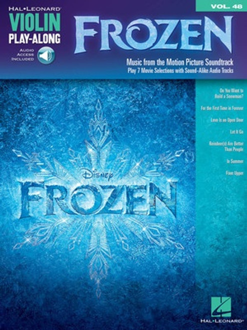 Frozen: Music from the Motion Picture Soundtrack for Violin
