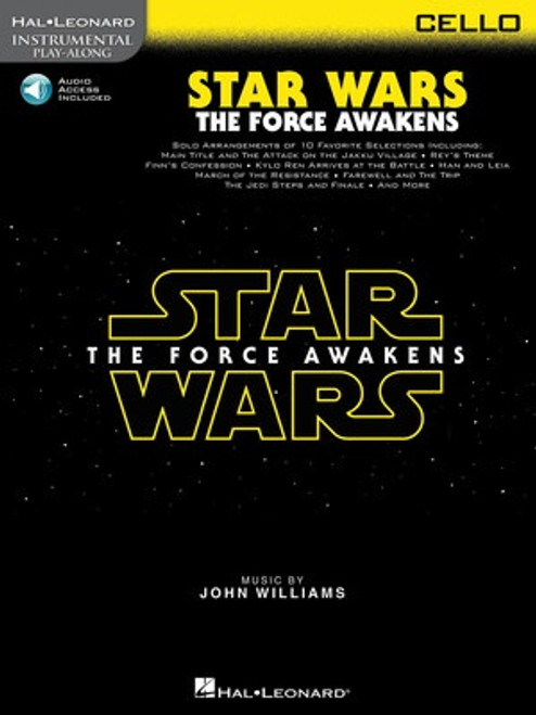 Star Wars: The Force Awakens for Cello