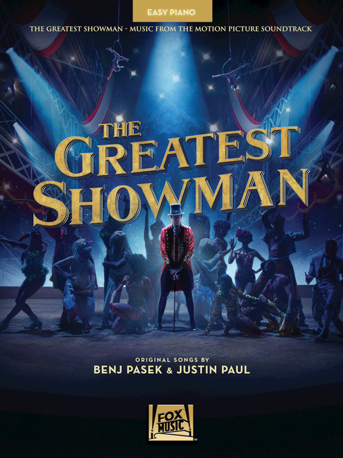 The Greatest Showman for Easy Piano