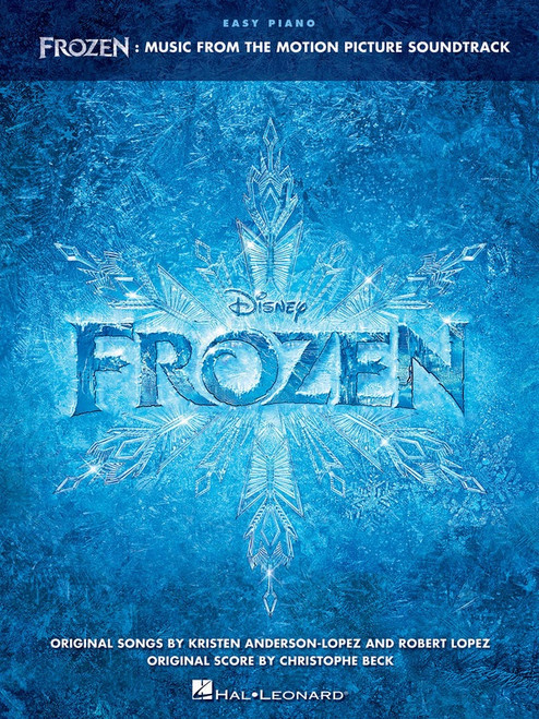 Frozen (from the Motion Picture Soundtrack) for Easy Piano