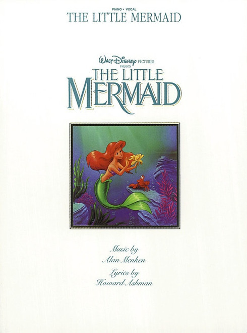 The Little Mermaid for Piano/Vocal/Guitar