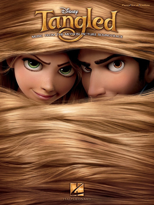 Tangled (from the Motion Picture Soundtrack) for Piano/Vocal/Guitar