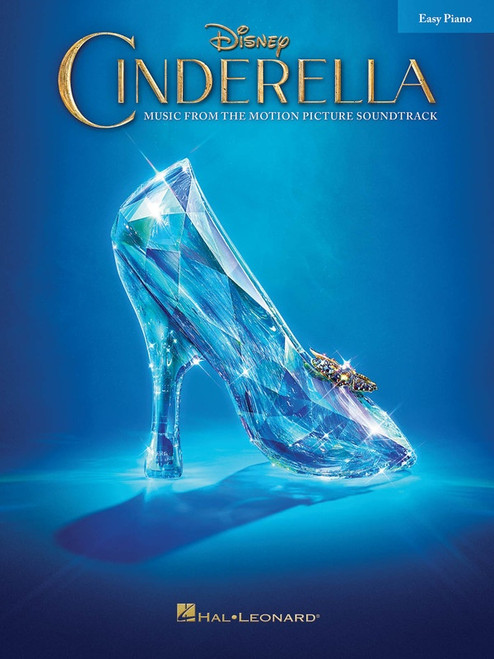 Cinderella (from the 2015 Motion Picture Soundtrack) for Easy Piano