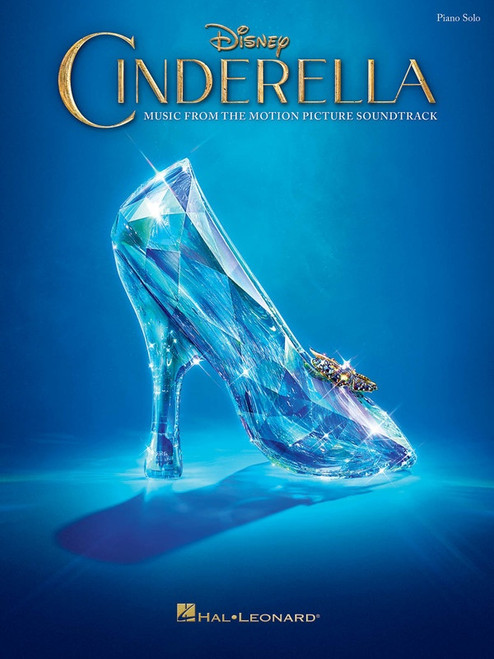 Cinderella (from the 2015 Motion Picture Soundtrack) for Piano Solo
