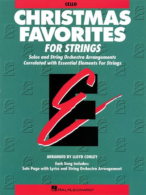 Christmas Favorites for Strings (Cello part)