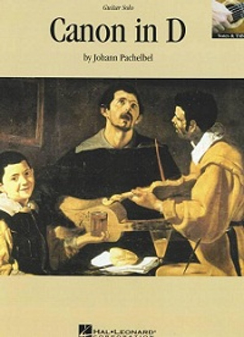 Canon in D for Guitar Solo by Johann Pachelbel