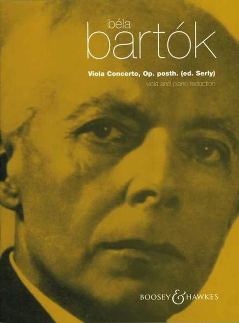 Bartok, Bela: Viola Concerto, Op. posth.