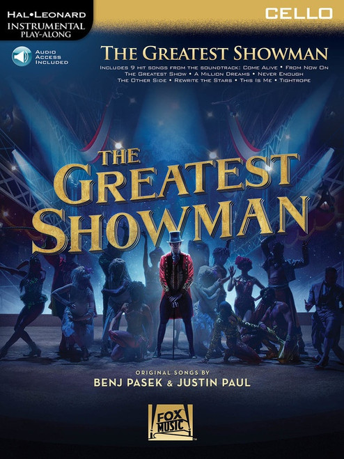 The Greatest Showman for Cello